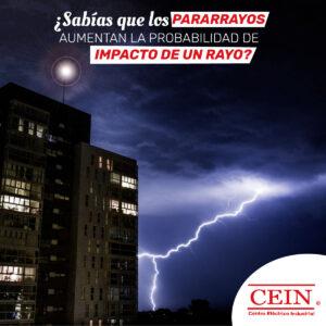 Sistemas de Descargas Atmosfericas Ecuador